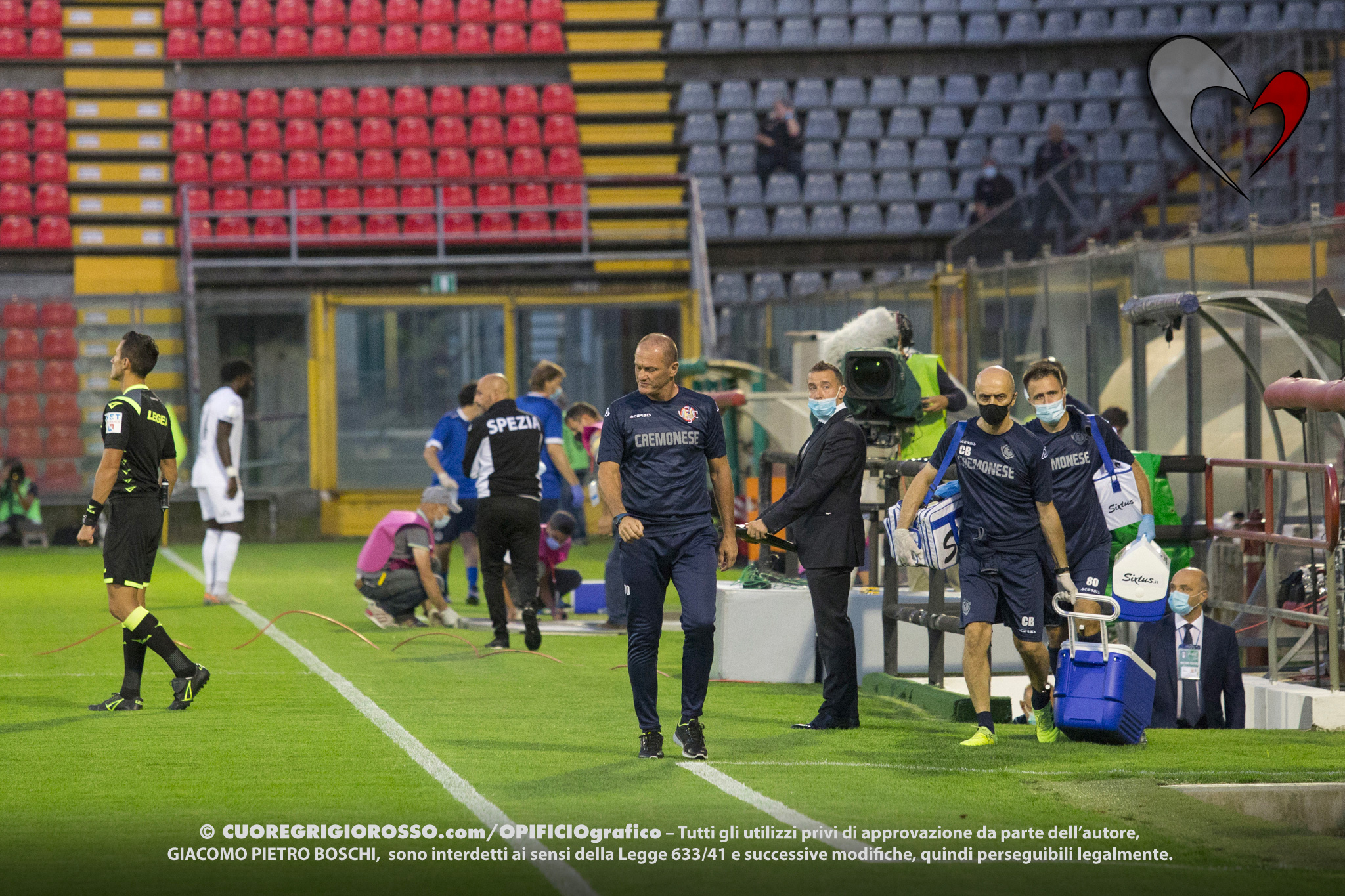 Cremo, falsa partenza: mai così male in Serie B