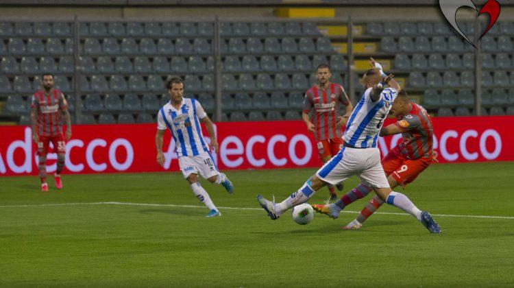 Serie B, il Pescara vince e spera. Incubo Perugia