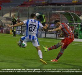 Cremo in serie positiva contro il Pescara