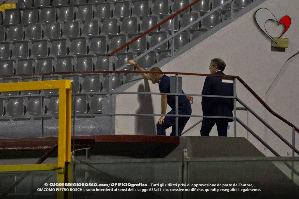 Nuovo Dpcm: massimo mille spettatori negli stadi
