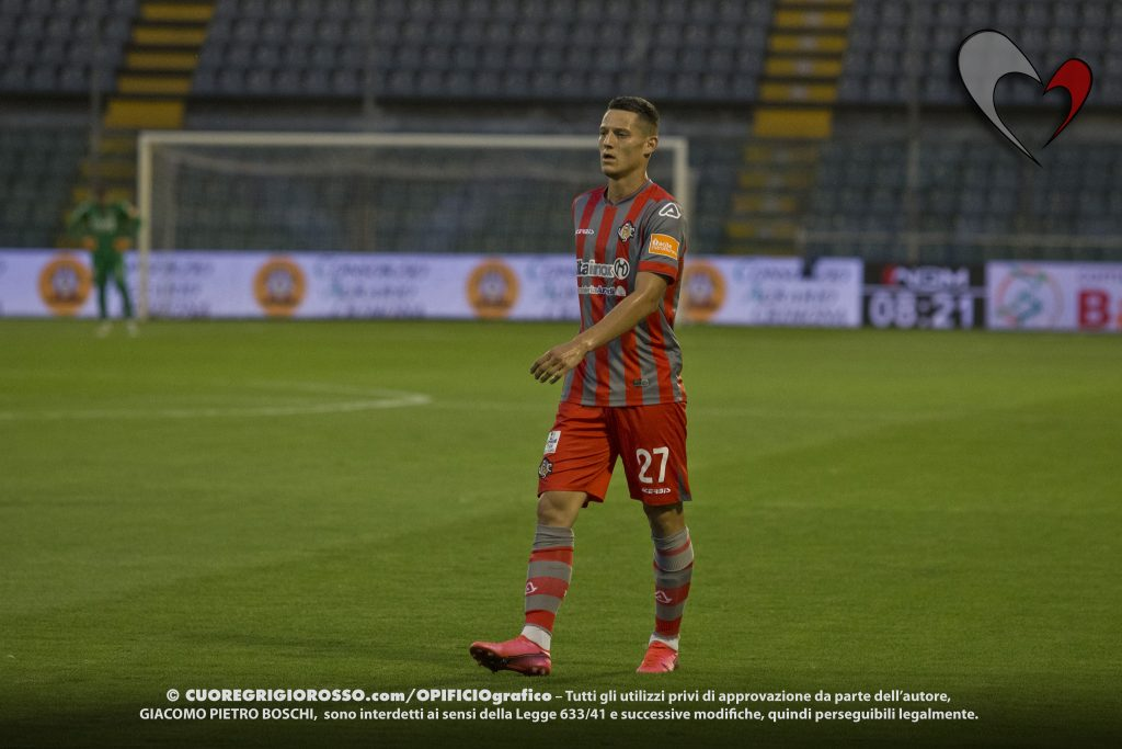 Cremo, Celar convocato in Nazionale U21