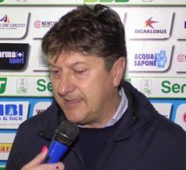 Pescara, Sebastiani: «Superiori alla Cremonese»