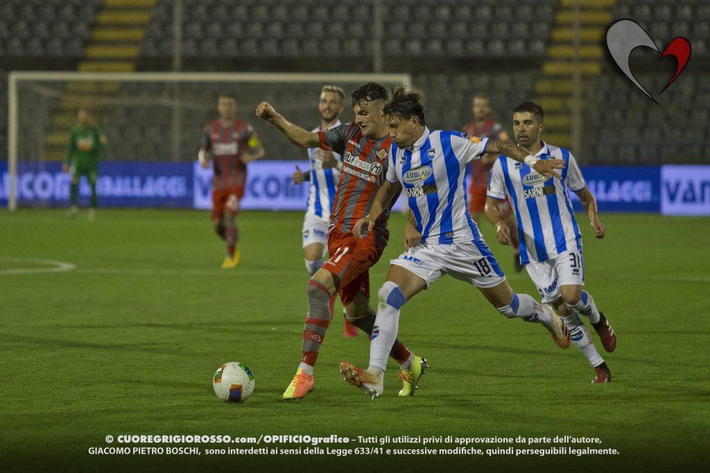 Serie B, focolaio nel Pescara: la situazione