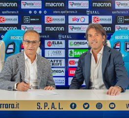Serie B, Marino è il nuovo mister della Spal