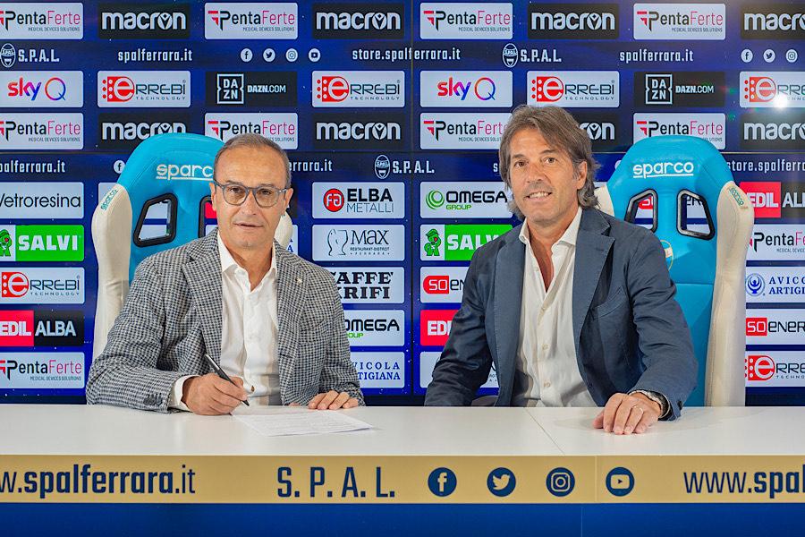 Spal, Marino: «La Cremo doveva fare un altro campionato»