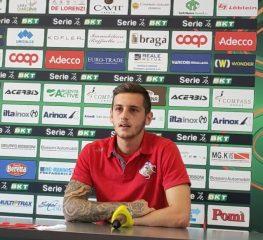 Valeri: «Cremo, che occasione. Sogno la Serie A»