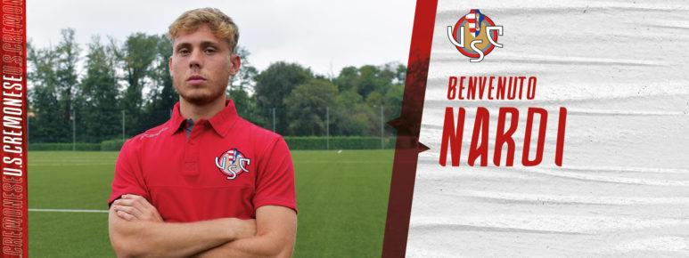 UFFICIALE: Nardi nuovo centrocampista della Cremo