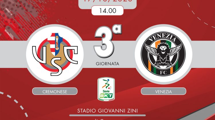 Cremonese-Venezia 0-0, tabellino e cronaca