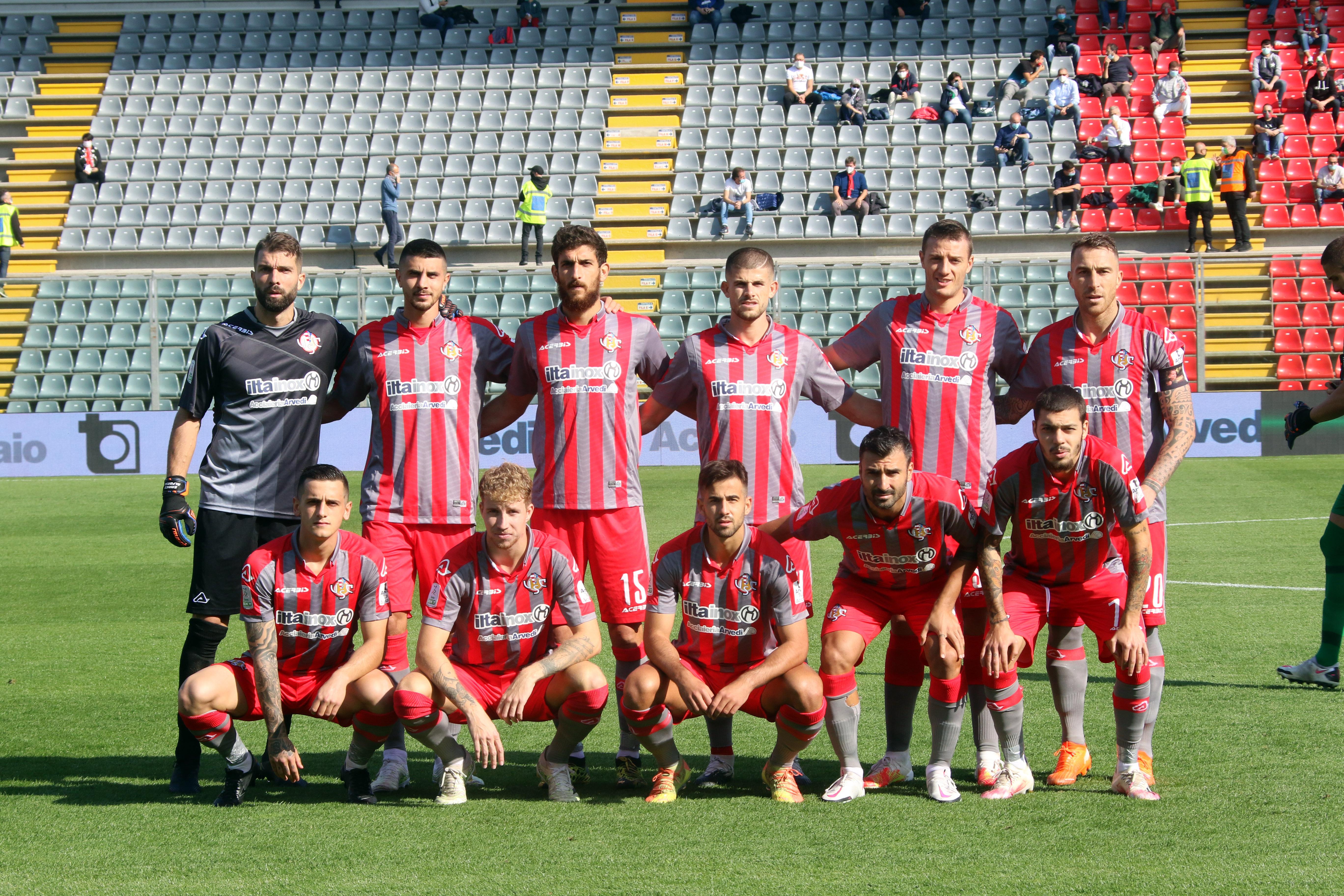 Cremo mai vittoriosa contro il Cagliari in Sardegna
