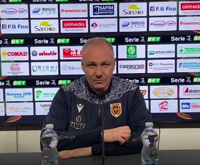 Reggiana, Alvini: «In 11 vs 11 avremmo vinto»
