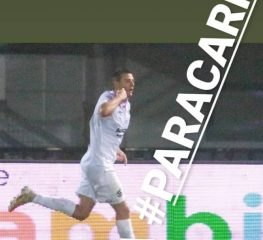Cremo, Ciofani scherza sul gol: «Da paracarro»