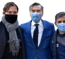 Totti: «Credo che Coccolo tornerà alla Juve»