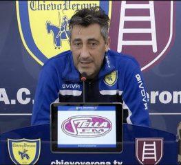 Chievo, Aglietti: «A Cremona cerchiamo la vittoria»
