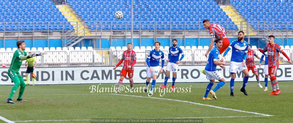 Serie B, Ciofani candidato a giocatore del mese