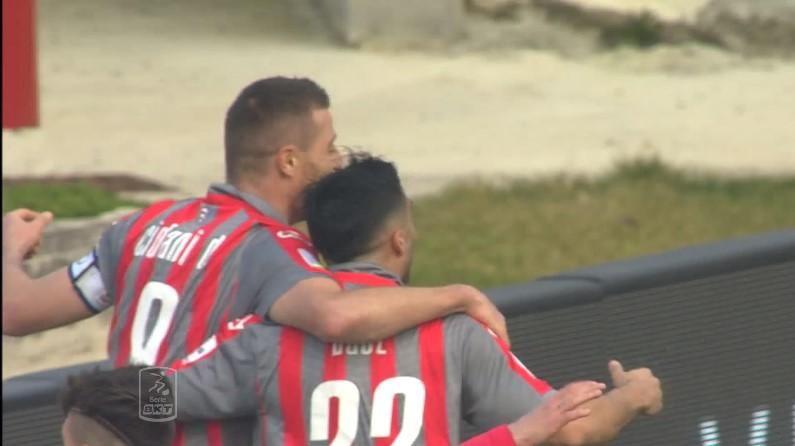 Brescia-Cremonese, gli highlights della partita