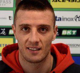 Ciofani: «Voglio restare per fare un campionato importante»
