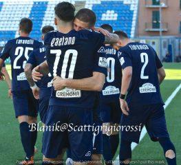 Classifica marcatori, quarto gol per Gaetano