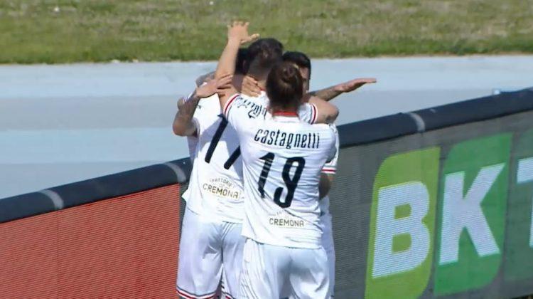 Cosenza-Cremonese 0-1, gli highlights della partita