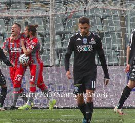 Serie B, l'Empoli fallisce l'allungo