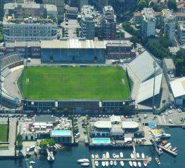 Serie B, il Como trasloca a Novara in attesa del Sinigaglia