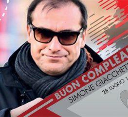 Auguri a Giacchetta, direttore sportivo grigiorosso