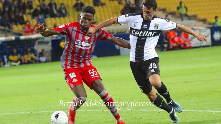 Okoli talismano della Cremo: 5 vittorie con lui in campo