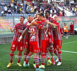 Cremonese-Perugia, il dato finale degli spettatori