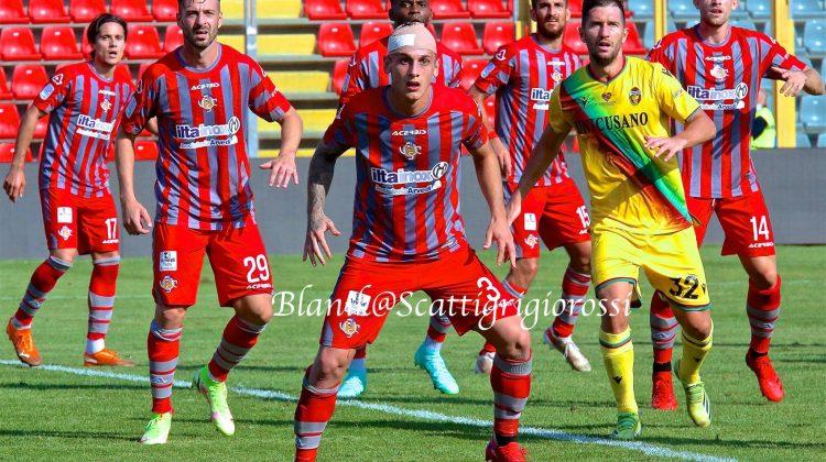 Cremo, le ultime in vista del match col Benevento